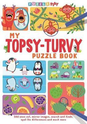 My Topsy-Turvy Puzzle Book