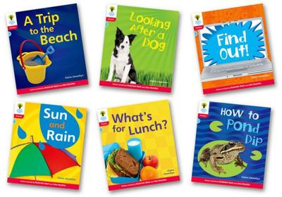 Floppy's Phonics Non-Fiction Pack Level 4