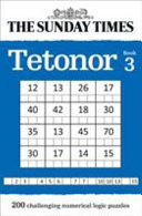 The Sunday Times Tetonor Book 3