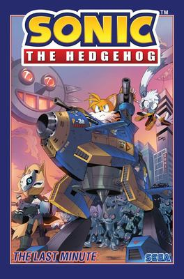 Sonic the Hedgehog, Vol 6: The Last Minute