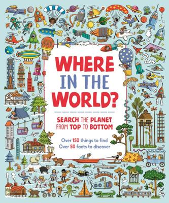 Where in the World? A Search and Find Book
