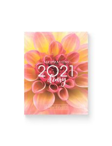 Affirmations 2021 Diary - Red