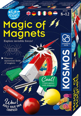 Large fun science experimenteerset magic of magnets 65 x 20 x 29 cm 447937 1597400303