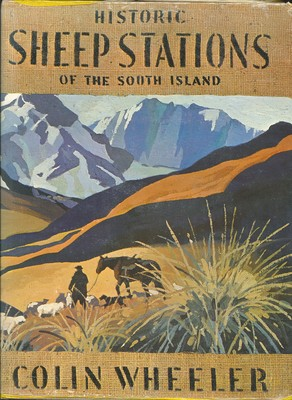 Historic Seep Stations of the South Island