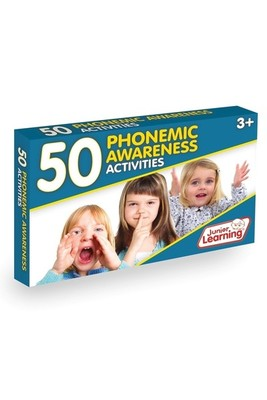 50 Phonemic Awareness Activities - JL351