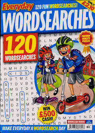 Everyday Wordsearches