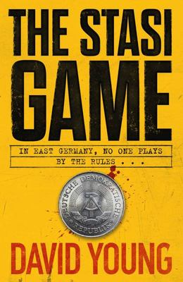 The Stasi Game (Stasi #6)