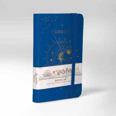 Harry Potter: Ravenclaw Constellation Ruled Pocket Journal