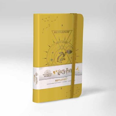 Harry Potter: Hufflepuff Constellation Ruled Pocket Journal