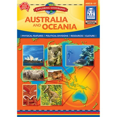 Exploring Geography: Australia and Oceania