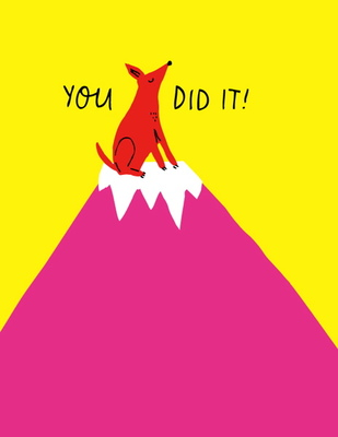 Card - You Did It BBC0504