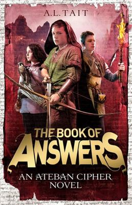 The Book of Answers (Ateban Cipher #2)