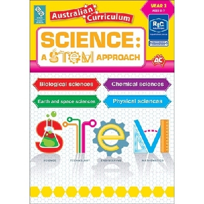 Year 1 - Ages 6-7 Science A Stem Approach AC - RIC-6171