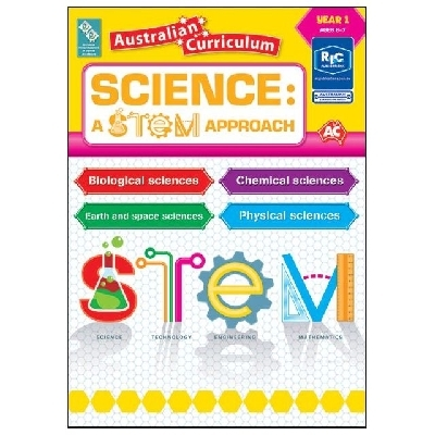 Year 4 Ages 9-10 Science A Stem Approach AC - RIC-6174