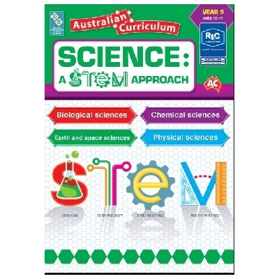 Year 6 Ages 11-12 Science A Stem Approach AC - RIC-6176
