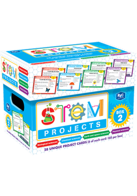 STEM Projects Year 2 - RIC-6179