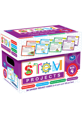 STEM projects Year 4 - RIC-6181
