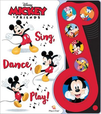 Disney: Mickey and Friends - Sing, Dance, Play!