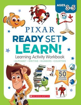 Disney-Pixar: Ready-Set-Learn Workbook
