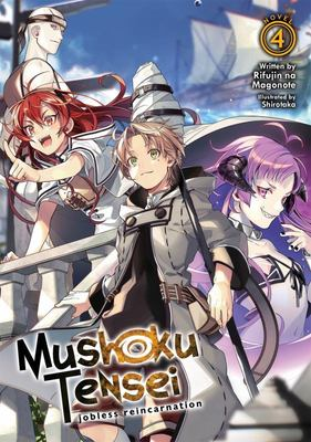 Mushoku Tensei: Jobless Reincarnation LN Vol. 4