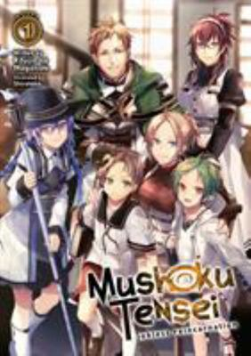 Mushoku Tensei: Jobless Reincarnation LN Vol. 1