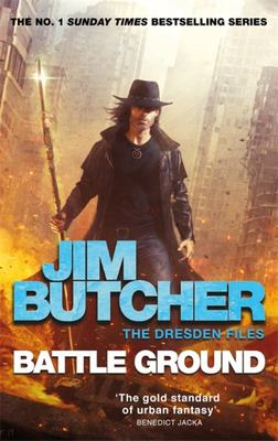 Battle Ground (#17 Dresden Files)