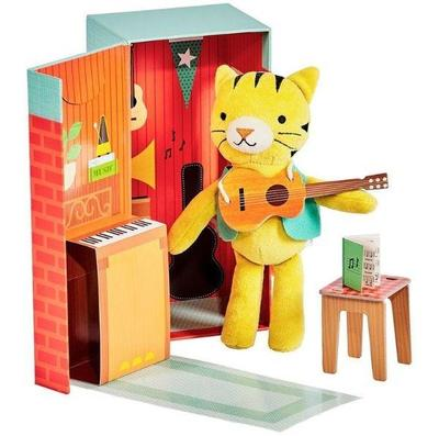 Theadore the Tiger Playset