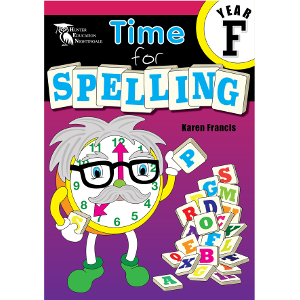 Time for Spelling F
