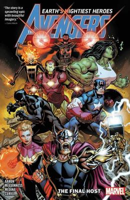 Avengers (By Jason Aaron) Vol. 1: The Final Host