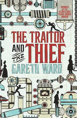 The Traitor and the Thief (#1)