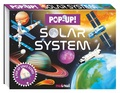 Nature's Pop-Up: Solar System