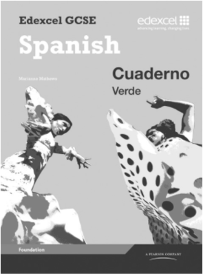 Edexcel GCSE Spanish Foundation Workbook: Pack of 8