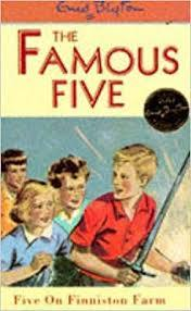 Five on Finniston Farm (Famous Five #18)
