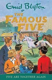 Five are Together Again (Famous Five #21)
