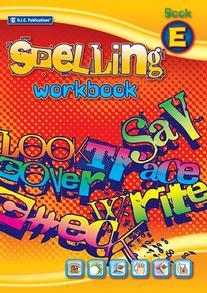 Large 88964 spelling workbook interactive book e ages 9 10