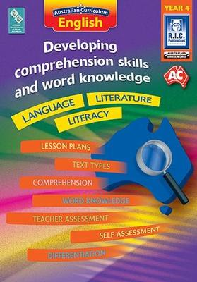 Large 87948 developing comprehension skills and word knowledge language literature literacy year 4