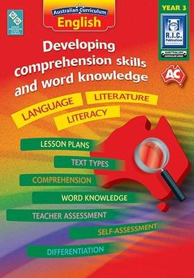 Large 87946 developing comprehension skills and word knowledge language literature literacy year 3