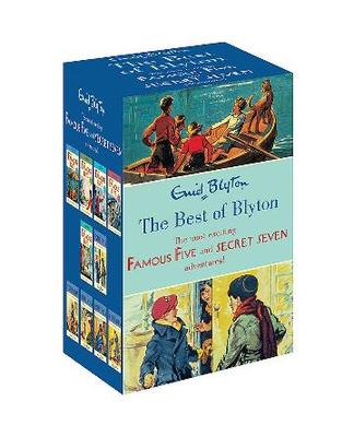 The Best of Blyton (Famous Five #1-5 & Secret Seven #1-5 Boxed Set)