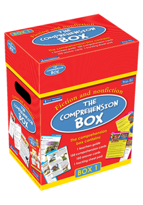 The Comprehension Box 1 Ages 5—7 RIC-6946