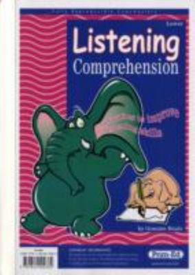 Listening Comprehension: Book 1 Ages 5-7 Lower RIC-2023