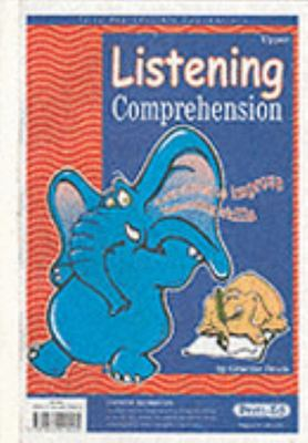 Listening Comprehension: Book 3 Ages 11+ Upper RIC-2025