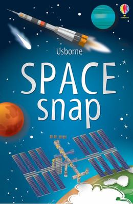 Space Snap (Usborne Snap)