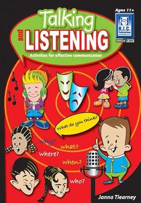 Large 89005 talking and listening activities for effective communication ages 11