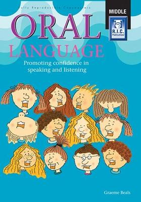 Large 88523 oral language promoting confidence in speaking and listening ages 8 10