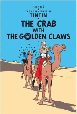 The Crab with the Golden Claws (Tintin #9)