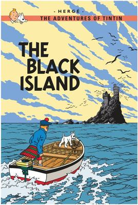 The Black Island (Tintin #7)