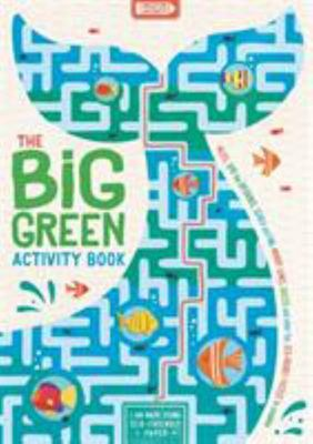 The Big Green Activity Book