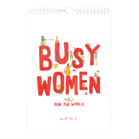Homepage busy women calendar 2021