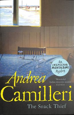 The Snack Thief (Inspector Montalbano #3)