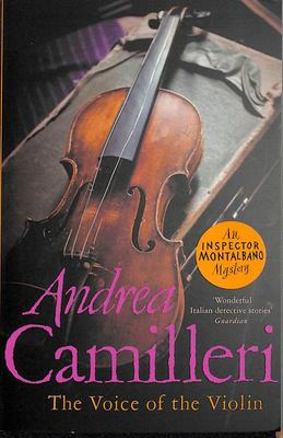 The Voice of the Violin (Inspector Montalbano #4)